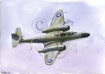 Gloster Meteor.