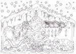 Christmas Colouring Competition.