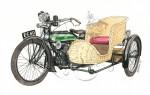 Triumph Model H.
