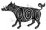 Spiral Boar.