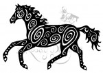 Spiral Horse.