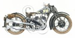 1930 Matchless X2.