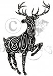 Spiral Stag.